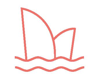 Meriel sails