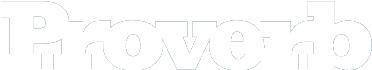 Proverb logo